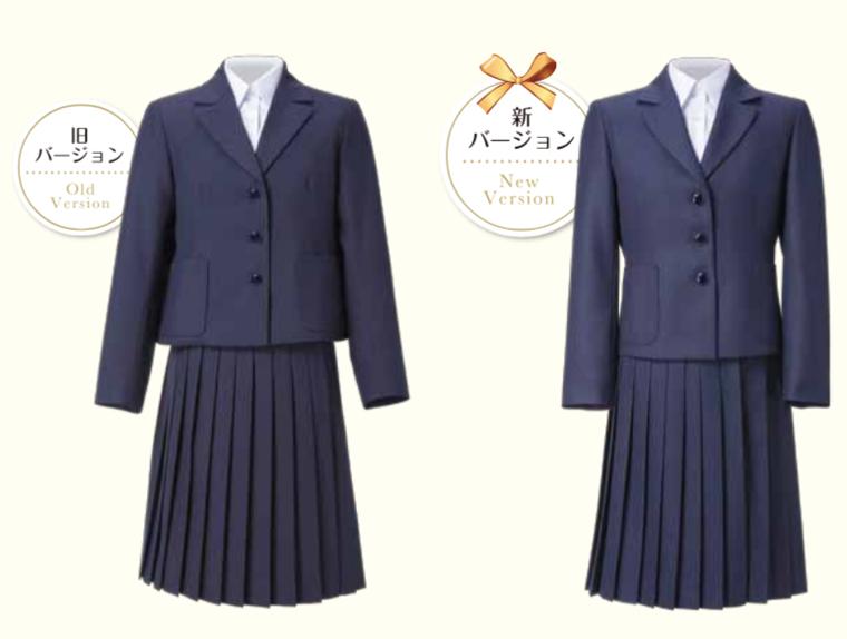 【マルゴ長良店】岐山高校・長良高校 女子制服リニューアル